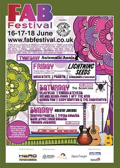 FAB Festival 2017 Automatc Annie