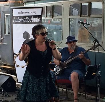 Automatic Annie / Dereham Blues Festival 18 / News