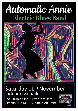 Automatic Annie Electric Blues Band