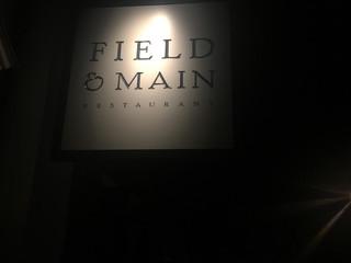 Field & Main Grand Opening: A Triumph