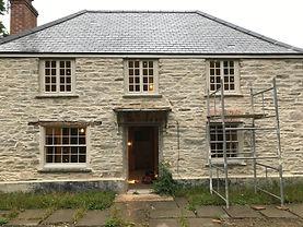 18th Century Grade 2 farmhouse restoration with planning permission.jpg