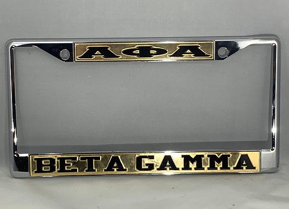 APA-BETA GAMMA