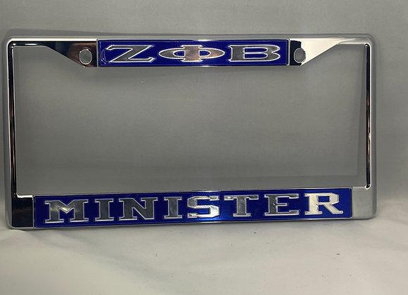 ZPB- MINISTER