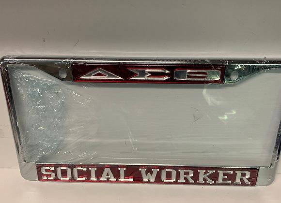 DST- SOCIAL WORKER