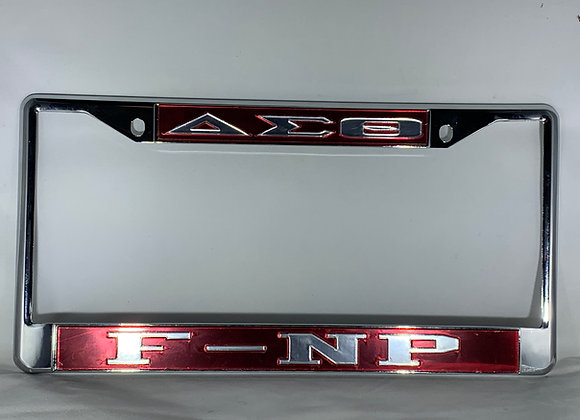 DST-PF-F-NP- RED MIRROR LETTERS
