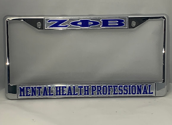 ZPB- MENTAL HEALTH PROFFESSIONAL