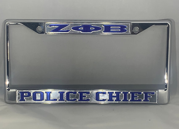 ZPB-SIL-POLICE CHIEF