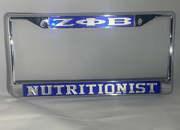 ZPB- NUTRITIONIST