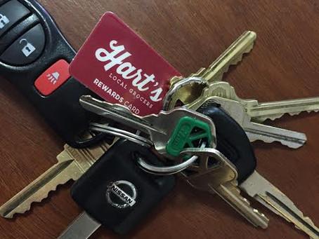 Keys, Karma, and Wellness