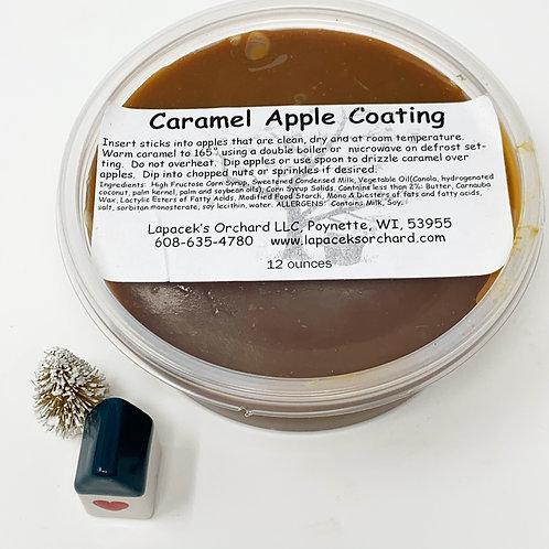 Caramel Apple Coating