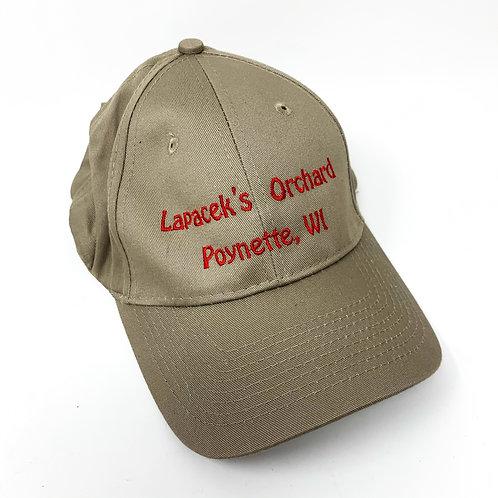 Lapacek's Orchard Hat