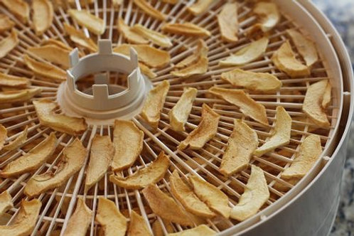 Honeycrisp Dried Apple Chips