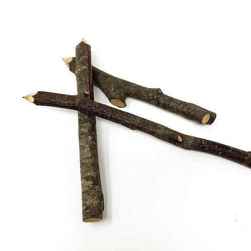 Carved Stick Pencil
