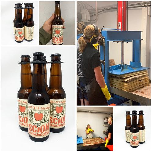 Scion Sparkling Cider - CASE of 6 four packs