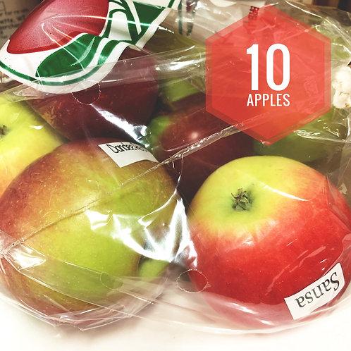 Sample Bag - 10 apples