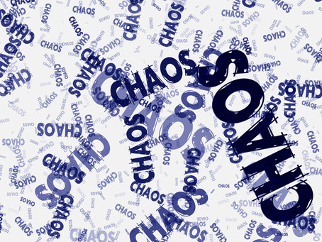 Chaotic Hexagram