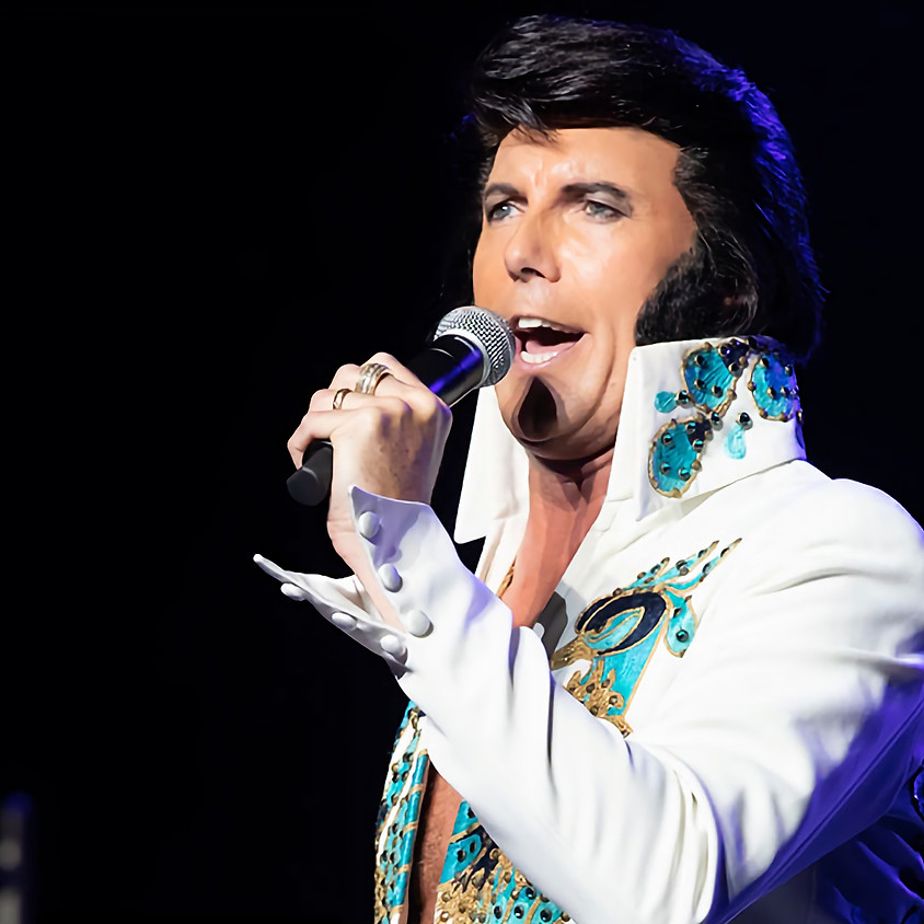 Elvis Tribute Night in the Forest