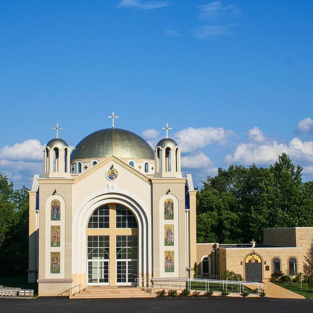 Saint Mary Antiochian Orthodox Church