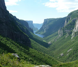 Western Brook Pond Day Hike