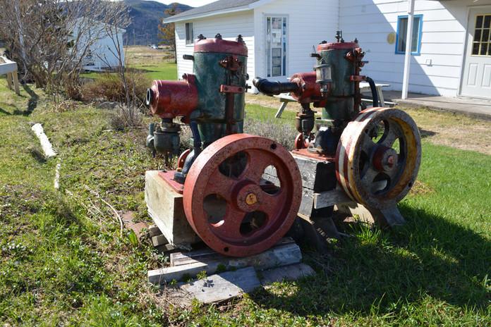 OEA Dory Engines