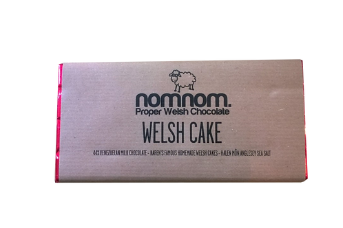 Nom Nom - Welsh Cake