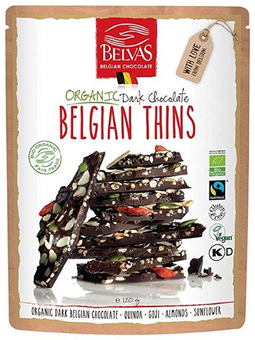 Belvas Thins - Vegan/Gluten Free