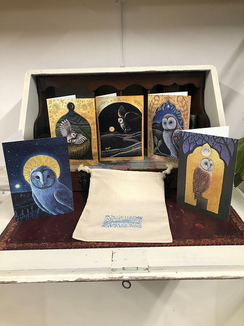 Owl's Dream Card Pack