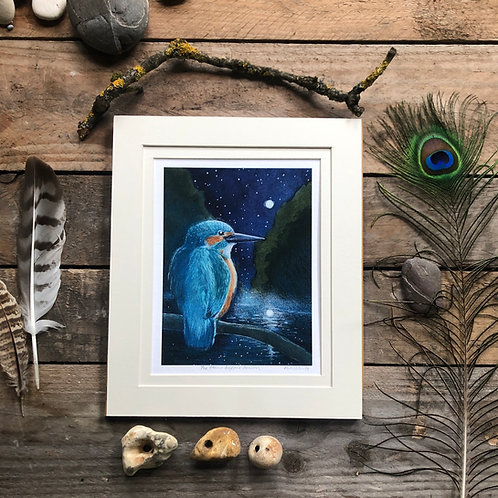 The Hour before Dawn- Signed Limited Edition Print of 100