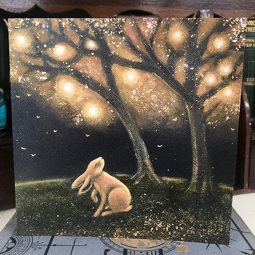 The Magic Tree Greetings card