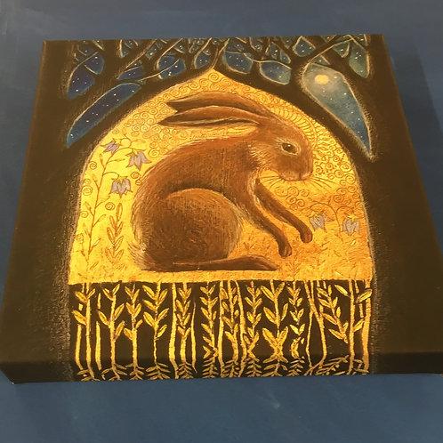 Sacred Glade II - Canvas boxed print