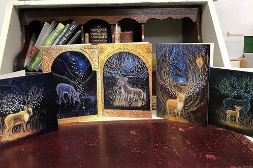 The Deer's Dream Card Pack
