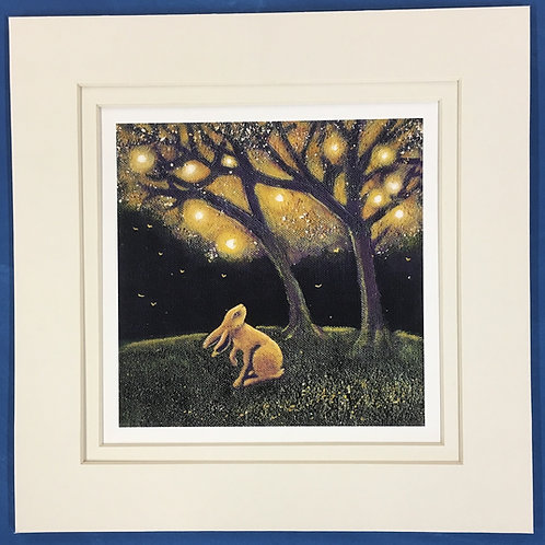 The Magic Tree, Giclee limited edition print of 100