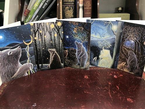 The Bears Dream card pack