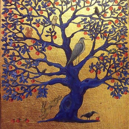 The Magic Apple Tree - Open Edition Print