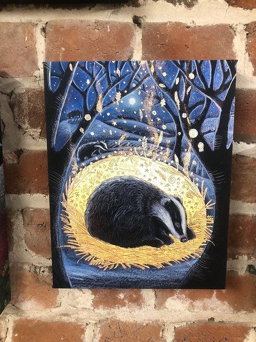 Solstice Dreamer Canvas boxed print