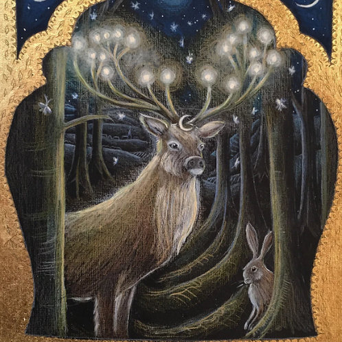 The Light of the Forest - Open Edition Print