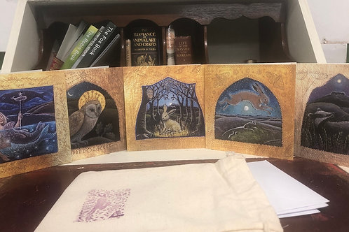 The Secret King card pack