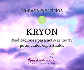 KRYON Meditaciones para activar los 33 p