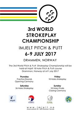 3rd World Stroke Play Championship