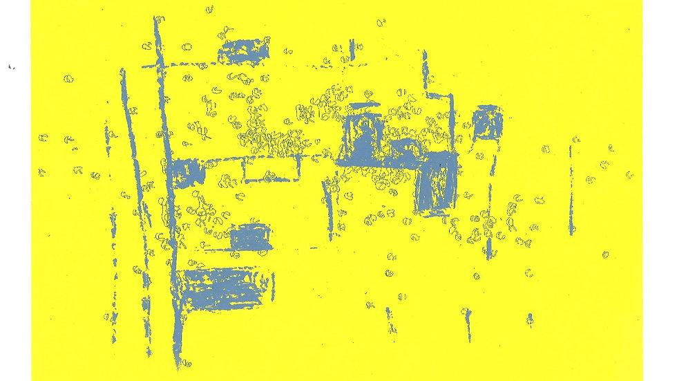 Interpret the yellow dots 02