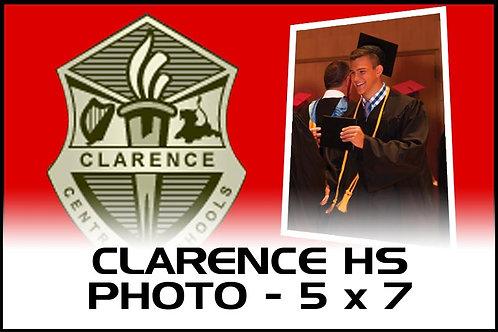 Photo - 5 x 7 Print - Clarence High School