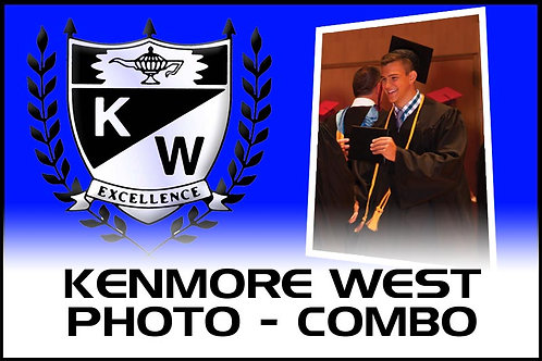 Photo COMBO - Digital + 8 x 10 - Kenmore West