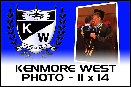 Photo - 11 x 14 Print - Kenmore West High School