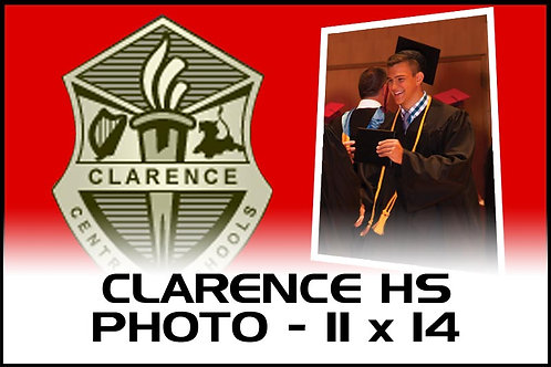 Photo - 11 x 14 Print - Clarence High School