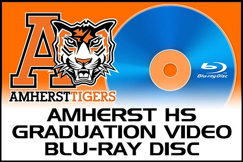 Video - Blu-Ray Disc - Amherst HS