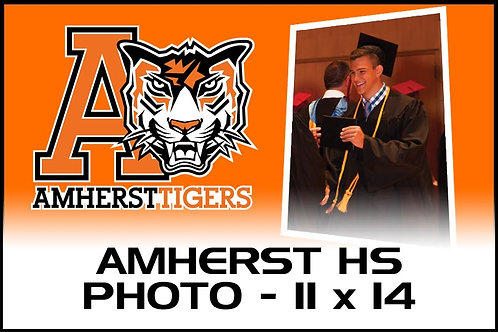 Photo - 11 x 14 Print - Amherst High School