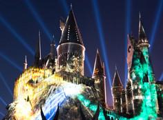 Hogwarts at Universal Studios