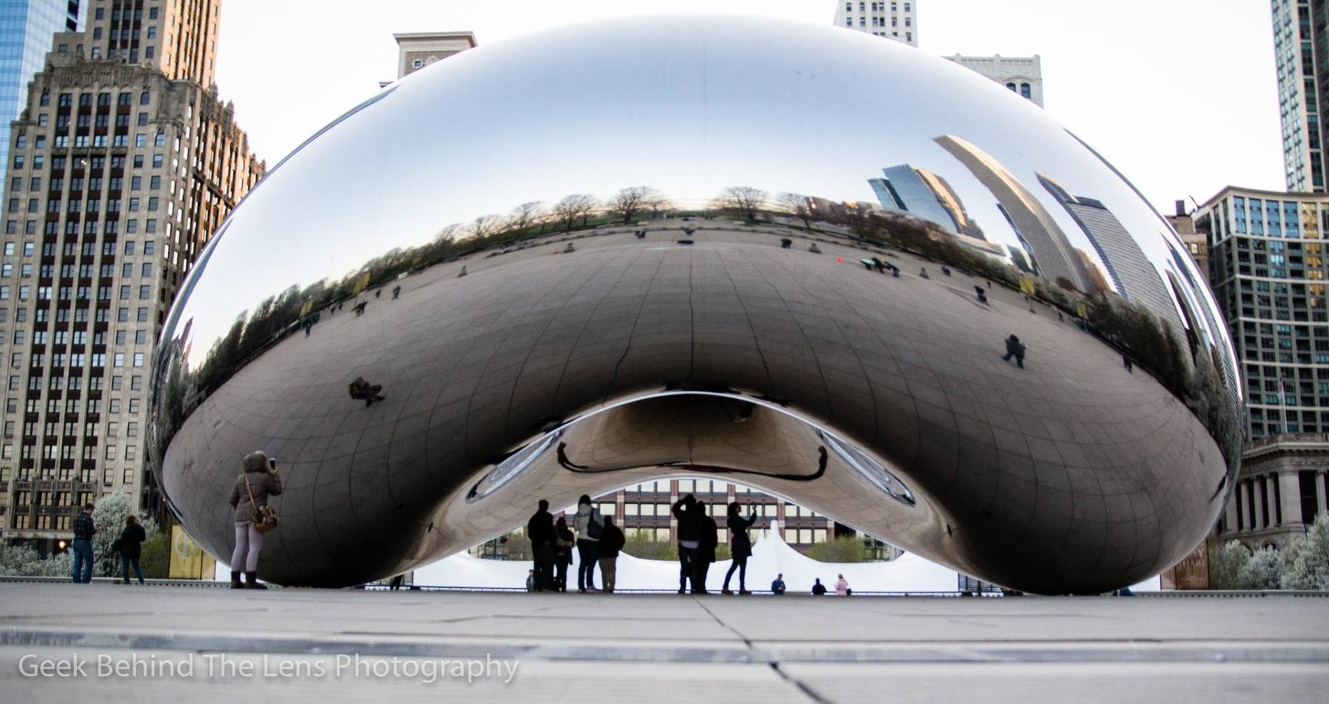 The Bean at Millenium Gate
