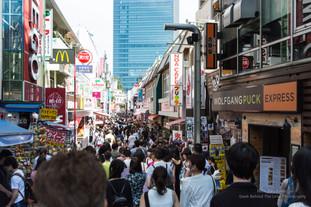 Takeshita Street - Harajuku, Tokyo, Japan