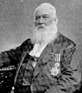 Sir John Cracroft Wilson
